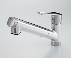 浄水器一体型シャワーヘッド