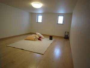 藤島住宅 オリジナル 大型ロフト