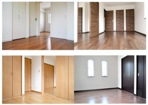 2階洋室施工実績画像