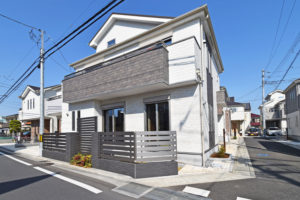 藤島住宅 第1期堀の内町