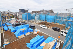 藤島住宅第51期東浦和現地写真