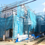 藤島住宅33期大門