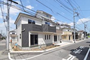 藤島住宅 在家町