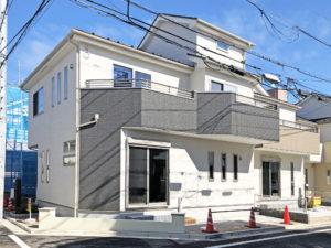 藤島住宅、在家町1号棟