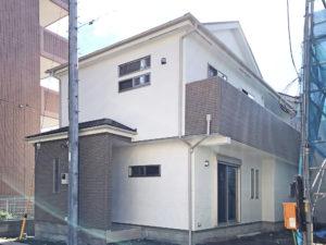 藤島住宅、在家町8号棟