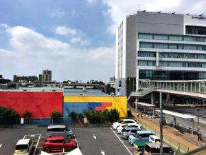 武蔵浦和駅タワーマンション建設予定地